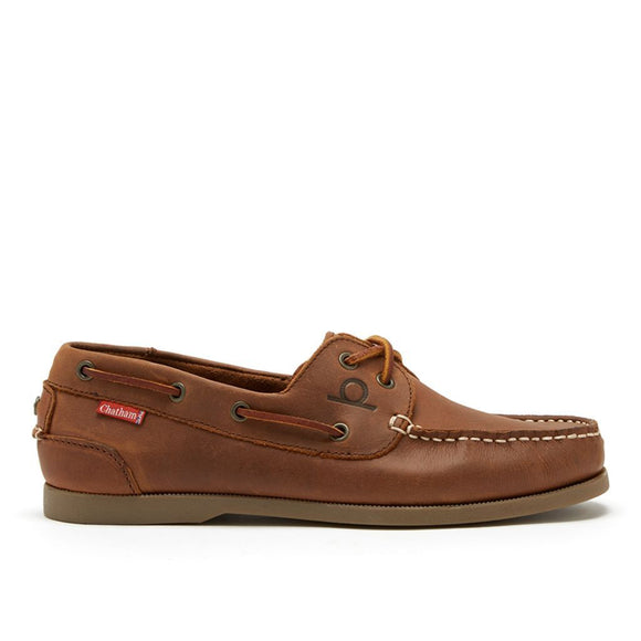 Chatham Galley II Boat Shoe