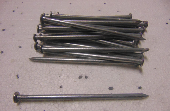 Round Wire Galvanised Nails 125X5.6MM 25KG