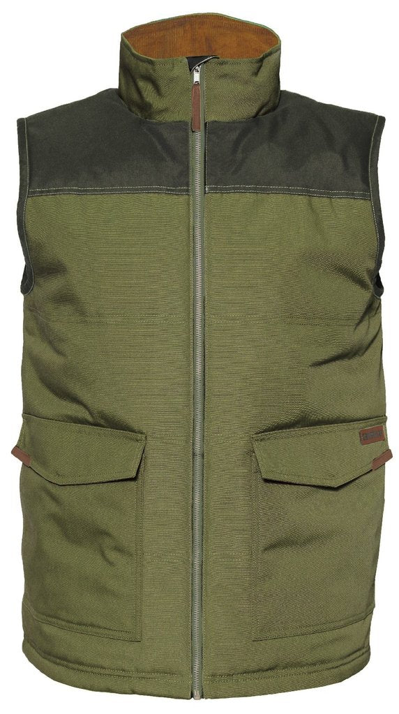 Caterpillar AG Vest Zip Up