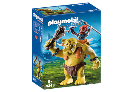 You added <b><u>Playmobil Knights Giant Troll with Dwarf Fighter 9343</u></b> to your cart.