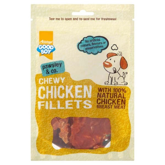 Armitage Good Boy Chicken Fillets