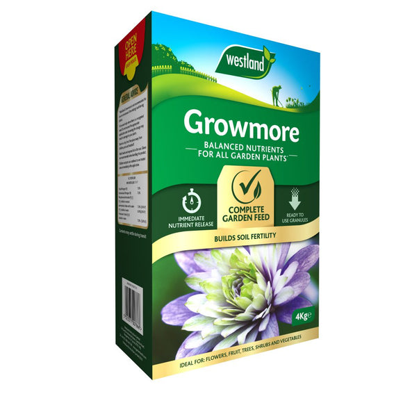 Westland Growmore Plant Food 4kg