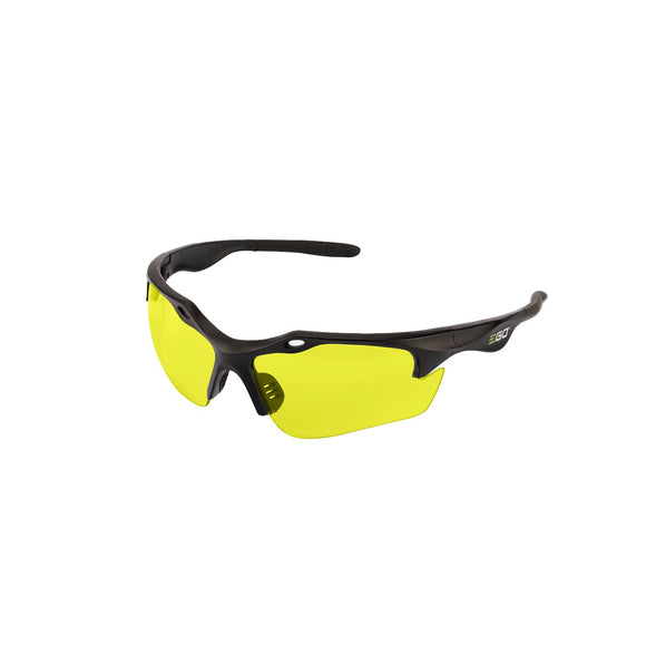 EGO Safety Glasses Yellow GS003
