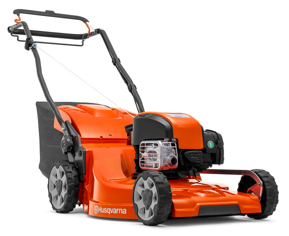 Husqvarna Petrol Lawn Mowers LC 253S Self-Propelled 53cm