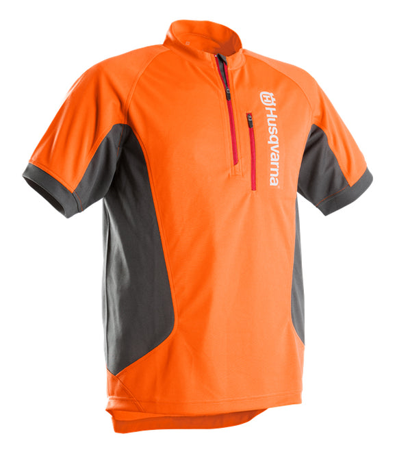 Husqvarna Technical Work T-Shirts Short Sleeve