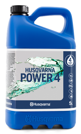 Husqvarna Power 4T 4-Stroke Fuel & Oil