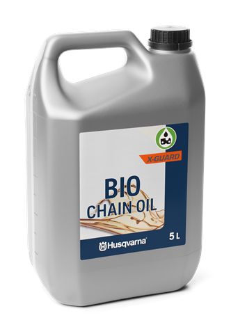 Husqvarna Chain VegOil Product Range (This product is 5 Litre)