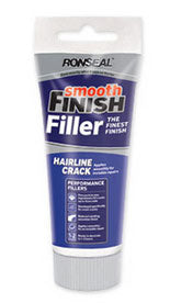 Ronseal Hairline Crack Smooth Finish Filler 330G