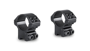 "Hawke Scope Mounts 2 Piece 1"" Medium"