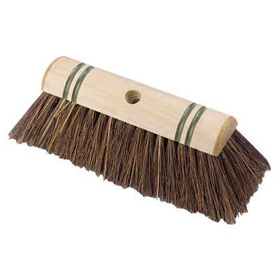 Hill Brush Industrial Stiff 267mm Yard Broom
