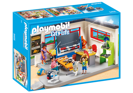 You added <b><u>Playmobil City Life History Class 9455</u></b> to your cart.