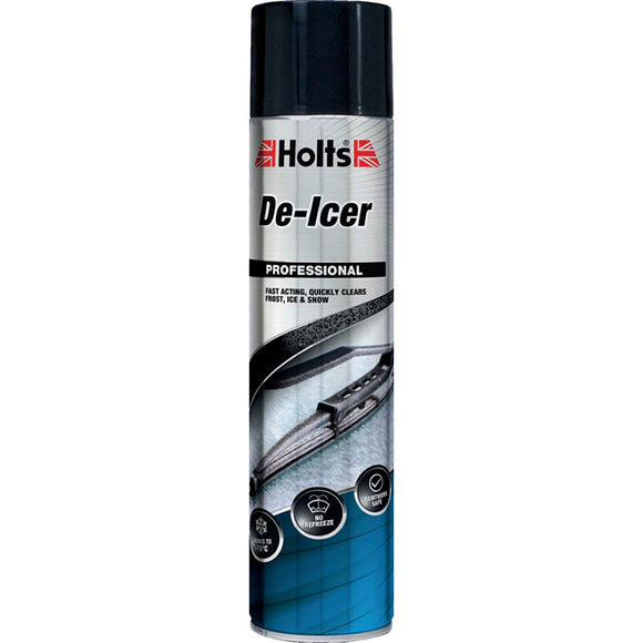 Holts De-Icer Aerosol 600ml