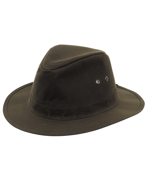 Hoggs Caledonia Waxed Hat
