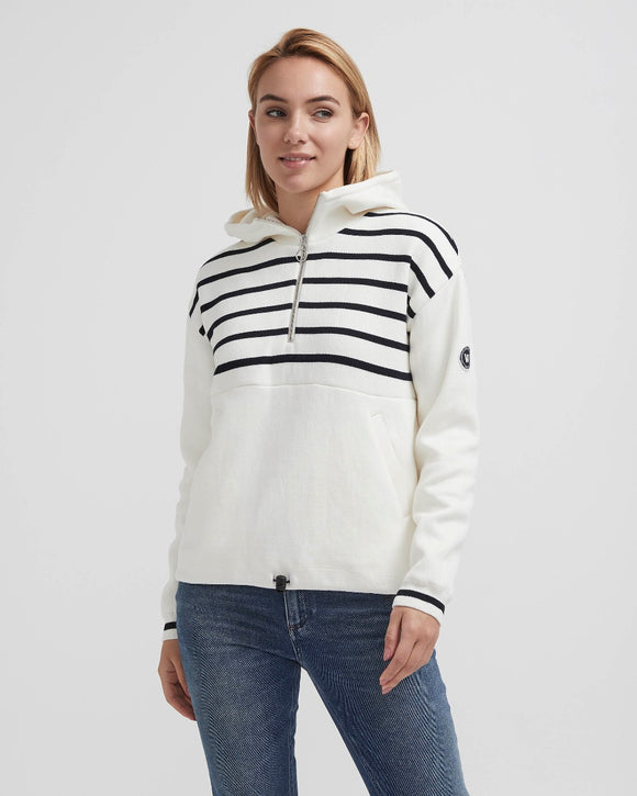 Holebrook Lina Hood WP Windproof Sweater