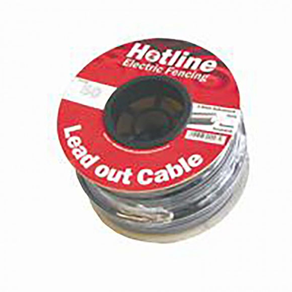 Hotline Electric Fencing 50m Lead Out Cable