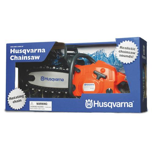 Husqvarna Toy Chainsaw Battery Operated
