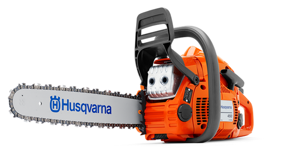 Husqvarna Chainsaws 450 | Petrol All-Round Saw 18