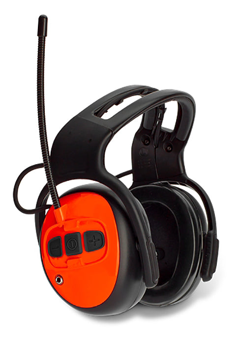 Husqvarna Hearing Protection Headphones with FM Radio