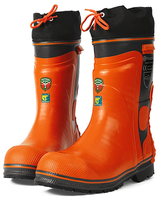 Husqvarna Chainsaw Safety Boots Functional 24
