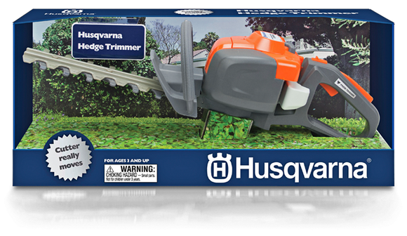 Husqvarna Toy Hedge Trimmer Battery Operated