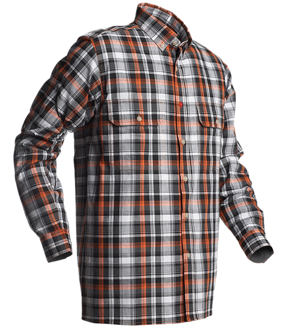 Husqvarna Workwear Plaid/Check Shirt