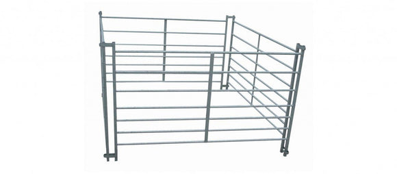 IAE 7 Rail Interlocking Sheep Hurdles 1220mm 4'0