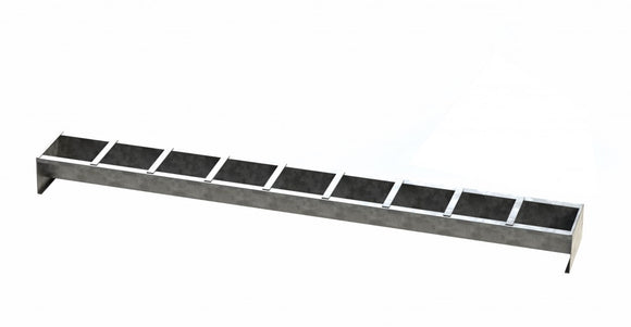 IAE Standard Pig Trough 915mm 2 Bracings