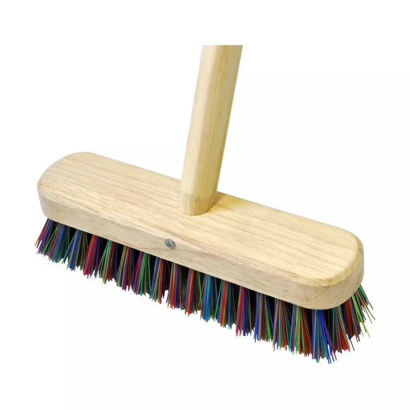 Hill Brush Industrial Stiff 229mm Deck Scrub