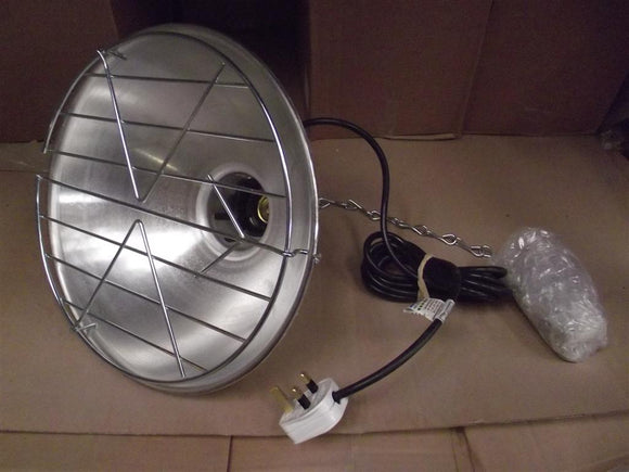 Dimmer Heat Lamp