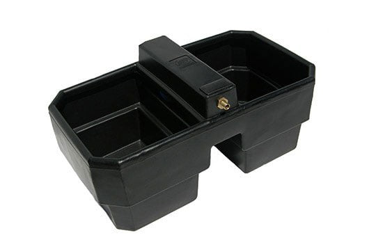 JFC Double Water Trough 100L 22gal