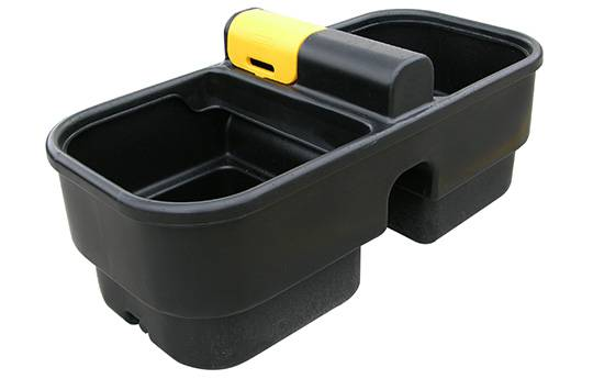JFC Fast-Fill Water Trough 400L / 90gal
