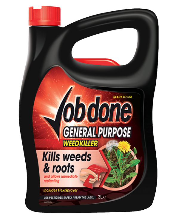 Job Done General Purpose Weedkiller 3L