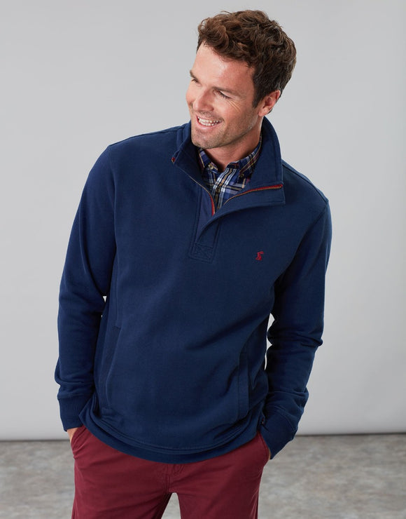 Joules Deckside Half-Zip Sweatshirt AW19