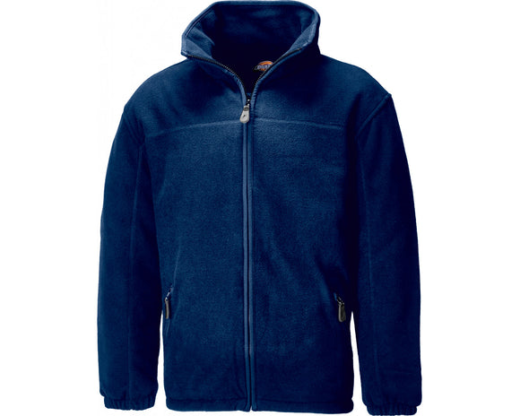Dickies Padded Fleece Jacket Navy