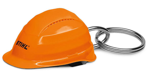 STIHL Safety Helmet Keyring