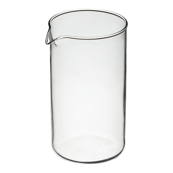 Le'Xpress Replacement Cafetiere Glass Jug 8 Cup