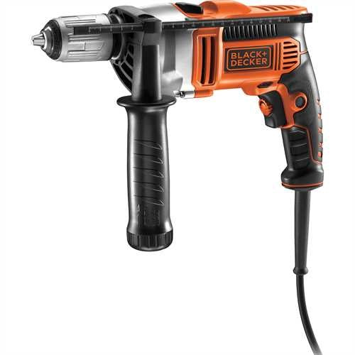 Black & Decker 800W Percussion Hammer Drill