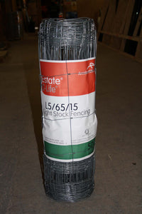 Stock Wire Lightweight 50m