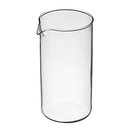 Le'Xpress Replacement Cafetiere Glass Jug 3 Cup