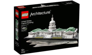 Lego Architecture United States Capitol Building 21030