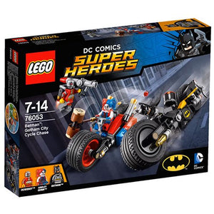 Lego DC Super Heroes Gotham City Cycle Chase 76053