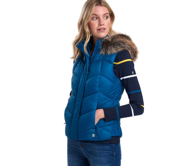 Barbour Downhall Gilet
