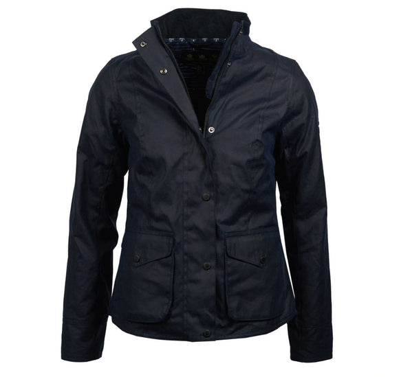 Barbour Womens Wax Jacket Newquay