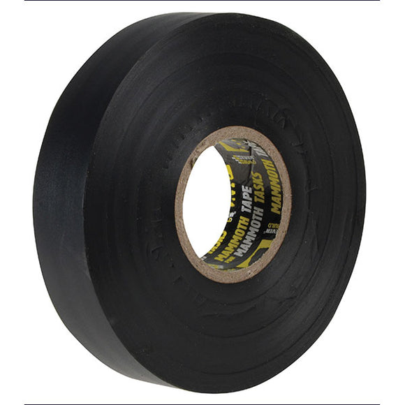Everbuild Electrical Insulation Tape Black 19mm x 33m