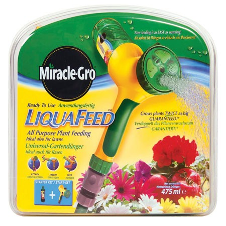 Miracle-Gro Liqua Feeder Spray Kit