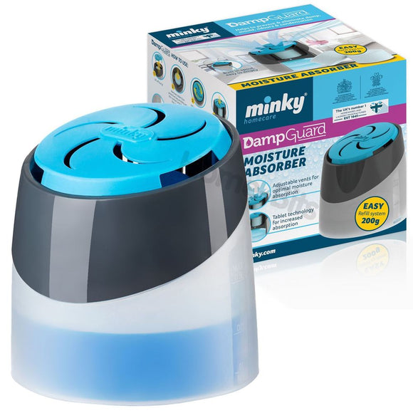 Minky Damp Guard Moisture Absorber Dehumidifier