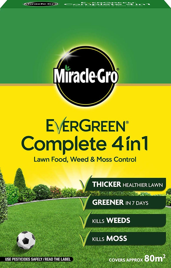 Miracle-Gro Evergreen Complete 4-in-1 2.8kg