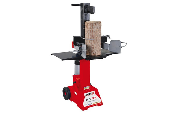 Mitox 41 LSH 4 Ton Horizontal Electric Log Splitter