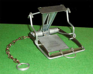 Fenn Rat Trap With Chain MK4