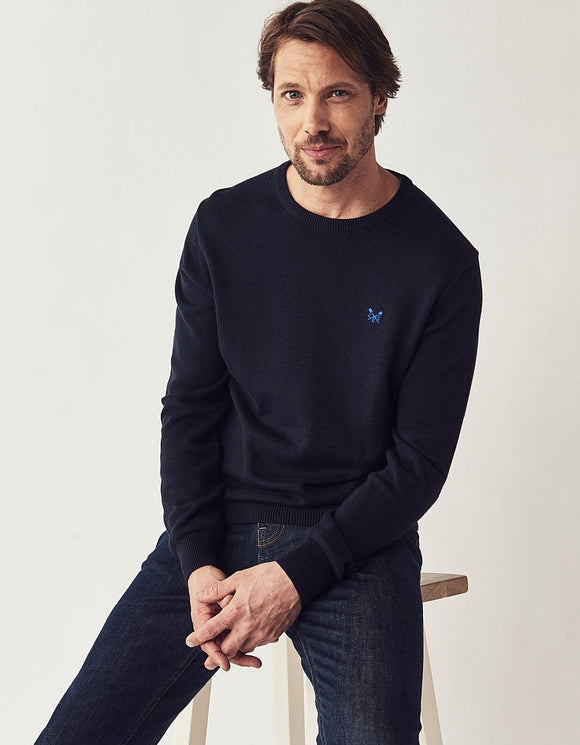 Crew Clothing Foxley Crew Neck Jumper
